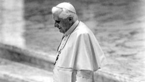 Der Stilist Benedikt XVI.
