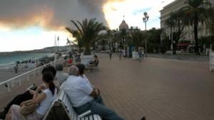 Drei Feuerwehrmänner an der Côte d'Azur verbrannt