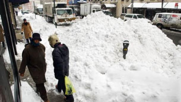 Wintersturm kostete fast 60 Menschen das Leben