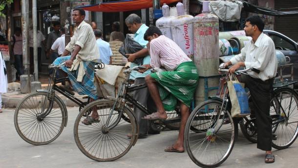 Fahrradverbot gegen überfüllte Straßen