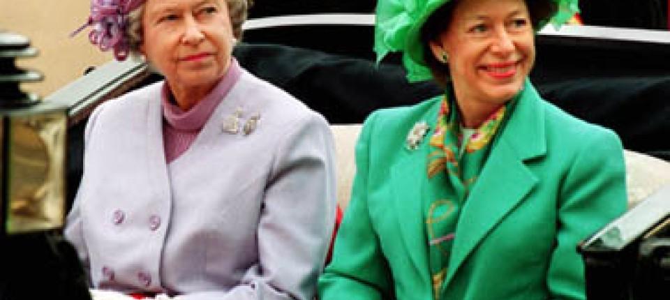 Prinzessin Margaret Tod Der Unglücklichen Prinzessin Gesellschaft