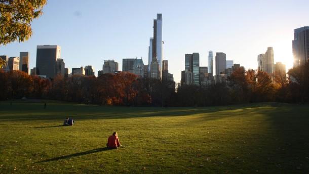 Höchster Wohn-Wolkenkratzer New Yorks eröffnet