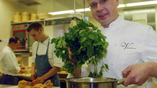 Kochkunst fixsterne am deutschen gourmethimmel for Koch des jahres