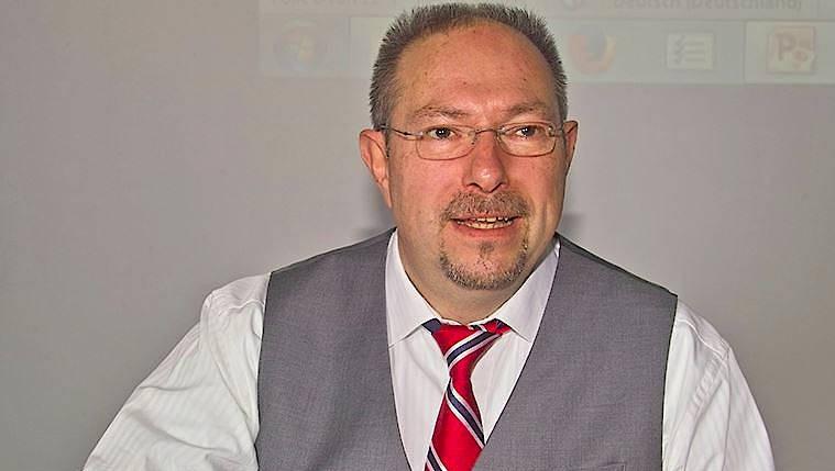 Bodo Pfalzgraf, Landesvorsitzender der Deutschen Polizeigewerkschaft Berlin