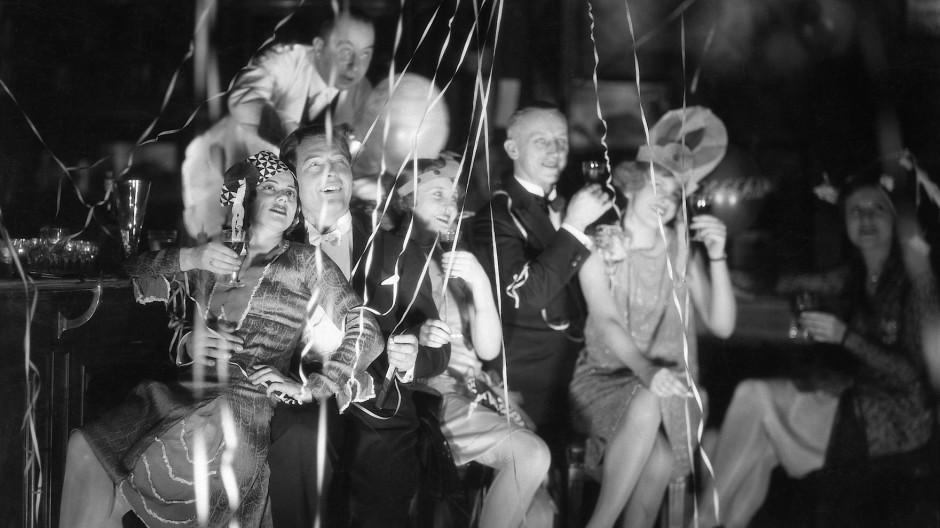 Pandemie überstanden, Lebensfreude zurückgekehrt: In den Wilden Zwanzigern wurde auch an den Börsen viel gefeiert.