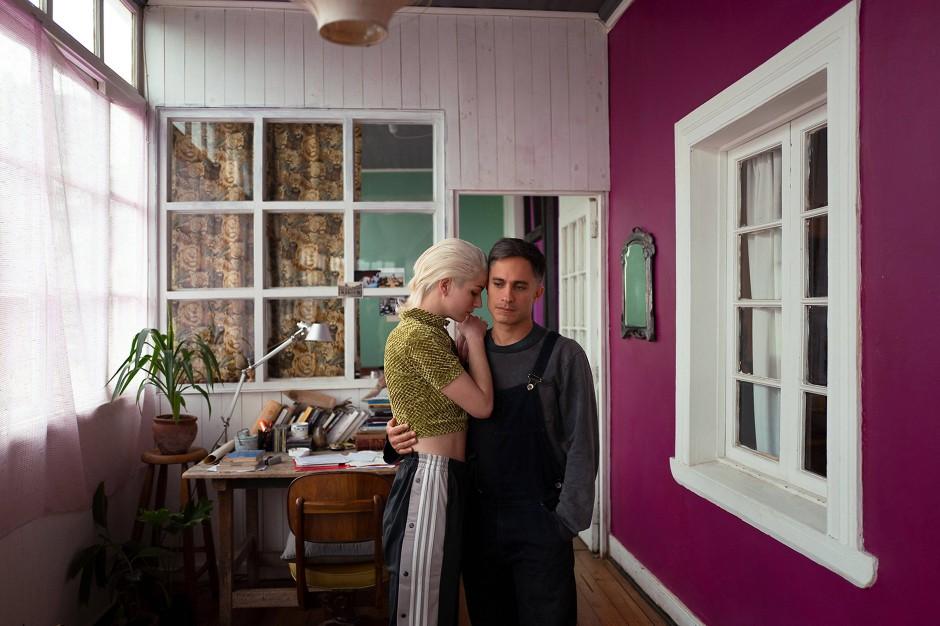 Drohen am Verlust des Kindes als Paar zu zerbrechen:  Ema (Mariana Di Girolamo) und  Gaston (Gael Garcia Bernal)