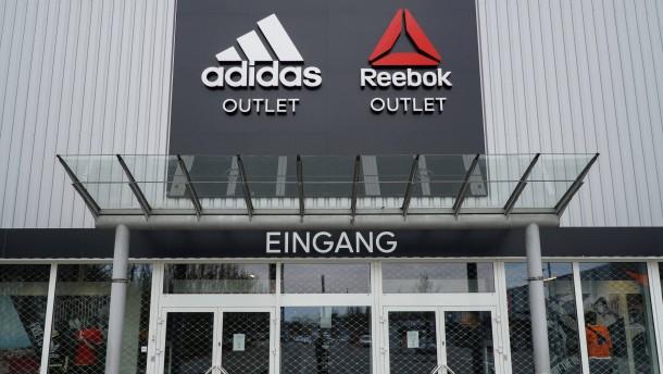 Adidas wird Sorgenmarke Reebok endlich los