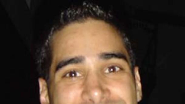 Parham Shahidi, der Student aus Deutschland