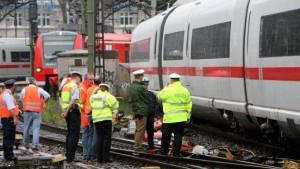 Ermittlungen wegen Kölner ICE-Unfall eingestellt