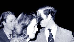 Charles und Camillas - die frühen Jahre