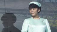 Die japanische Prinzessin Mako verlobt sich