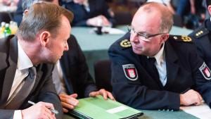 Streit im Hamburger Innenausschuss