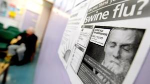 Regierung greift auf alte Impfpäckchen zurück
