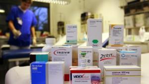 Millionenbetrug mit gefälschten HIV-Medikamenten