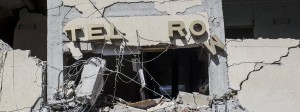 Am Montag wurde der Leichnam einer Frau unter den Trümmern des Hotel Roma in Amatrice gefunden.
