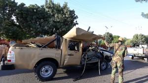 Taliban-Kämpfer greifen ausländische Touristen an
