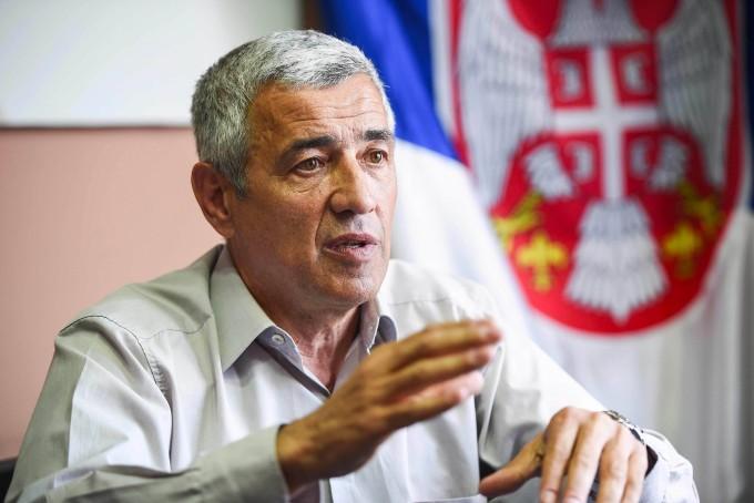 Oliver Ivanovic im Mai 2017