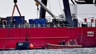 U-Boot-Kapitän soll Journalistin getötet haben