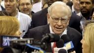 Starinvestor Buffett verwöhnt Aktionäre mit starken Zahlen