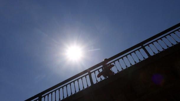 Dreimal so viele Hitzetage wie in den 50er Jahren