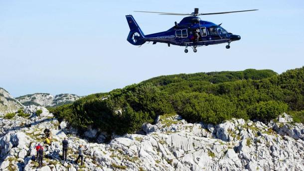 Rettung aus der Riesending-Höhle kostete eine Million