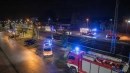 Zwei Menschen bei Hamburg von Zug erfasst und getötet