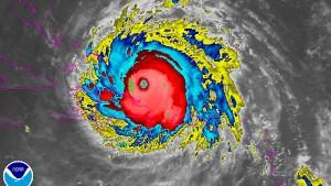 """Ereignisse wie """"Irma"""" könnten Normalität werden"""