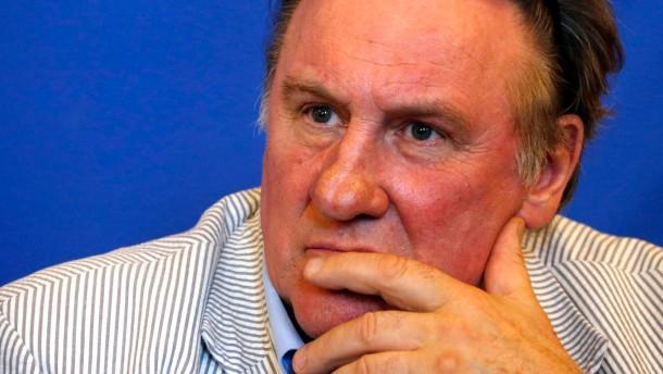 Depardieu ist seinen Führerschein los
