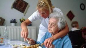 Altenpflege liegt im Argen