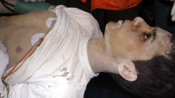 16jähriger sechs Tage nach Hauseinsturz lebend geborgen