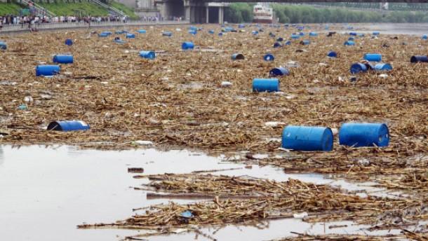 Stadt ohne Wasser