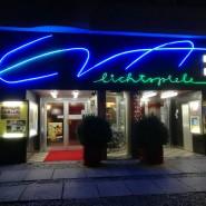 In Wilmersdorf: Die Eva-Lichtspiele sind mit 106 eines der ältesten Kinos in Berlin.