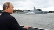 Russland ändert seine Marine-Doktrin