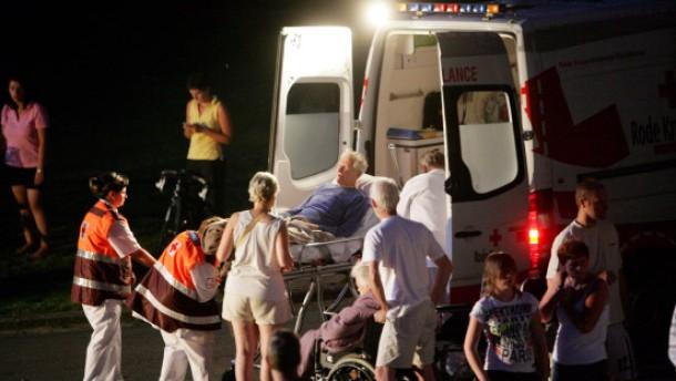Neun Tote bei Brand in belgischem Altenheim