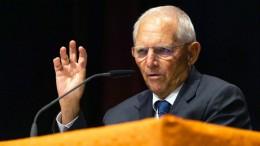 Schäuble gibt Merkel indirekt Mitschuld an Laschet-Misere