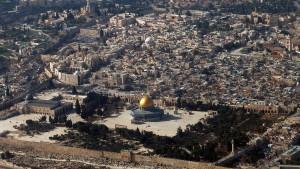 Scharfe Kritik an Trumps Jerusalem-Plan