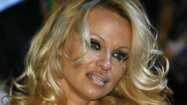 Pamela Anderson & Brett Michaels - allsexclipscom