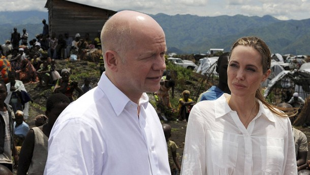 Als Sonderbotschafterin in Kongo