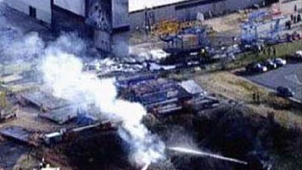 21 Menschen bei Flugzeugabsturz getötet