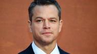 Matt Damon hält Fitnessstudios für lästig