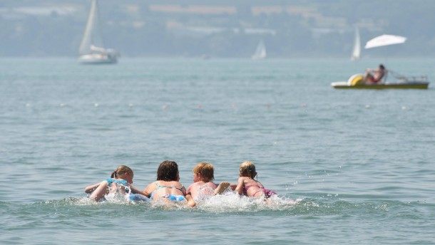 Bodensee sauber wie vor 60 Jahren