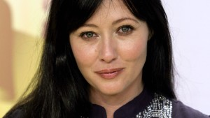 Beverly Hills-Kollegen stehen kranker Shannen Doherty bei