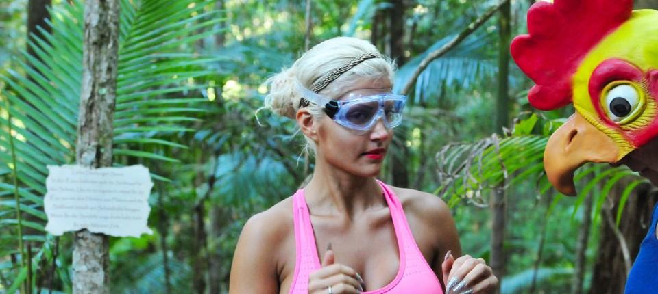 Dschungelcamp Beichten Von Jenny Elvers Brigitte Nielsen