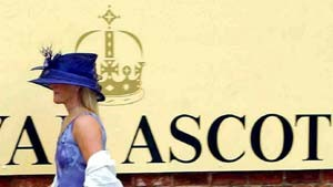 Ascot bleibt Ascot - auch auf fremdem Terrain