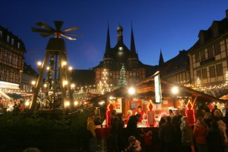 Wernigerode Weihnachtsmarkt.Wernigerode Weihnachtsmarkt Nach Explosion Geräumt Gesellschaft Faz