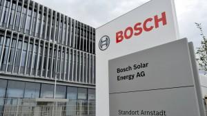 Bosch-Mitarbeiter in Deutschland bekommen geringere Boni