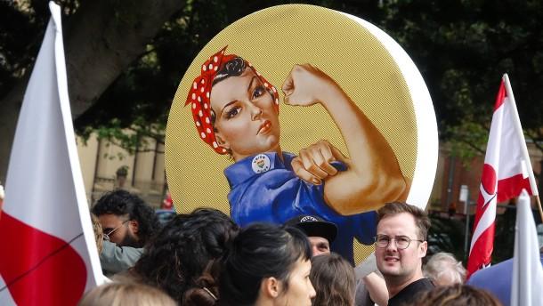 Berlin macht Frauentag am 8. März zum gesetzlichen Feiertag