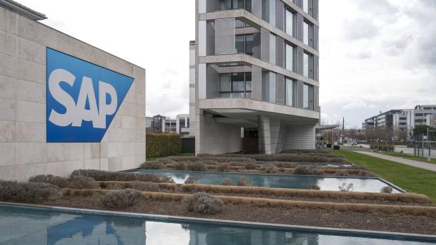 Verpasst SAP die Zukunft?