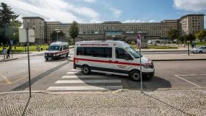 Polizei fasst Mafia-Boss in Lissabonner Krankenhaus