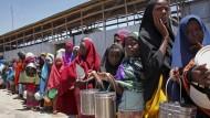 20 Millionen Menschen droht laut UN der Hungertod